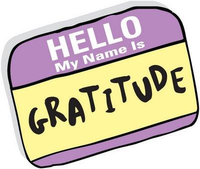 HelloMyNameIsGratitude