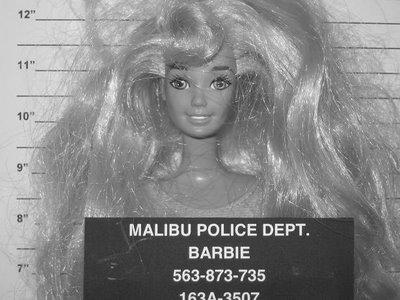 BarbieMugShot