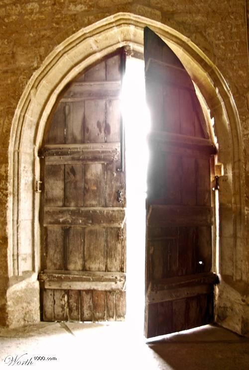 Light-through-door-775537