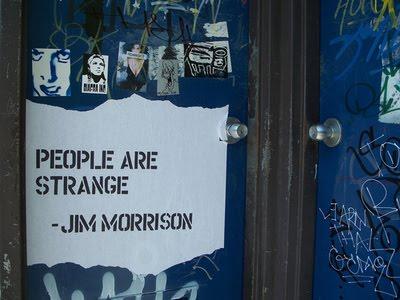PeopleAreStrange