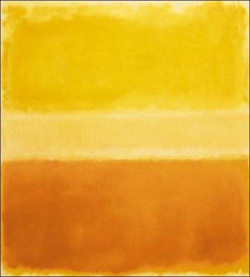 Rothko-gold