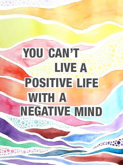 PositiveLifeNegativeMind