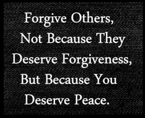 ForgiveOthers