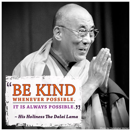 BeKindWheneverPossible