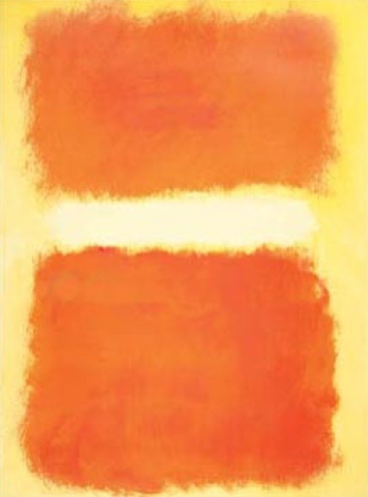 RothkoAcrylic on Paper 1968