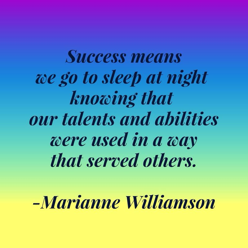 WilliamsonOnSuccess