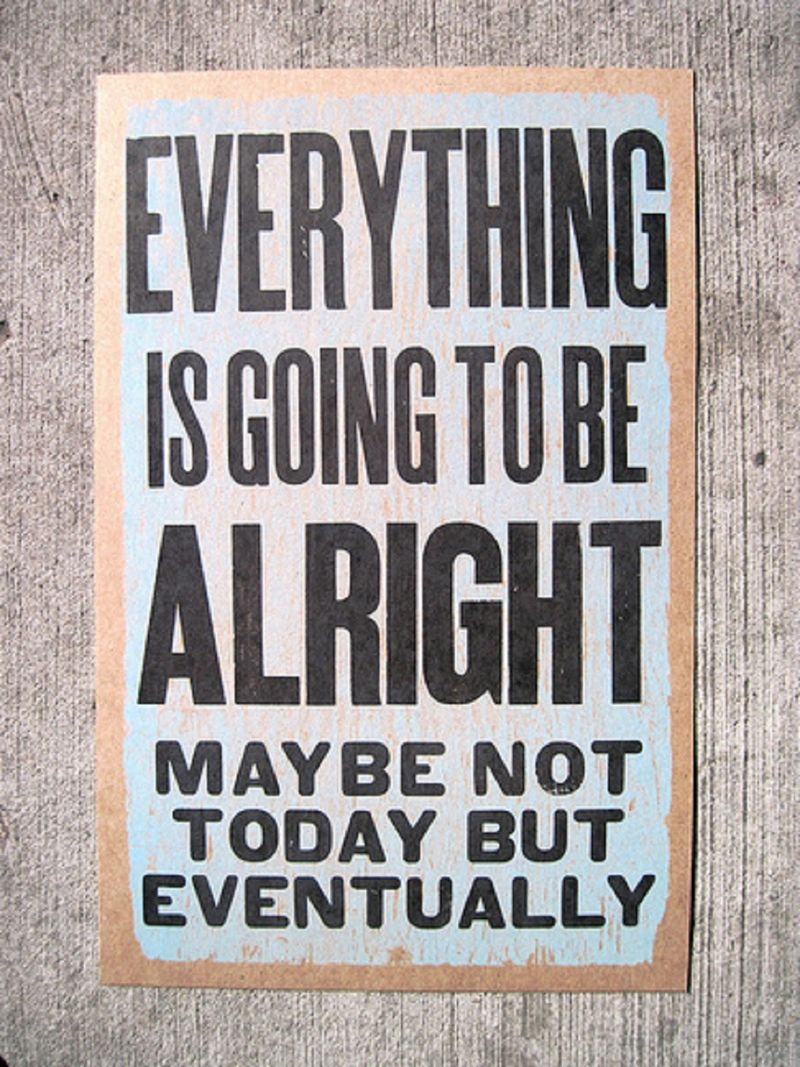 EverythingIsGoingToBeAlright