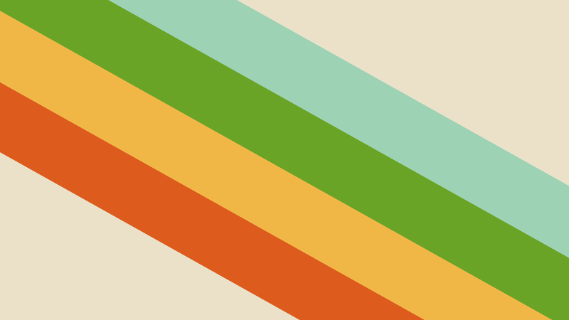 Vintage-rainbow-color-badge